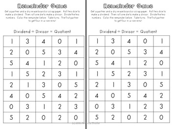 Math Centers for Grades 4 and 5- Growing Bundle