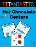 Hot Chocolate Math Centers for Kindergarten