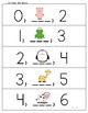 Math Centers for Kindergarten and First Grade - Missing Numbers 0-10 & 10-20