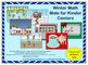 Math Centers for Kindergarten using thinking mats - BUNDLE