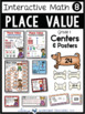 Math Printable Centers, Games and Reference Posters for th
