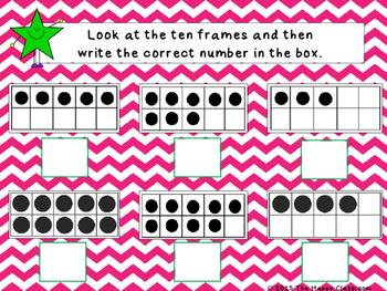 Math Centers in Kindergarten