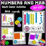 Math Centre Activity MAB for Numbers 20-150