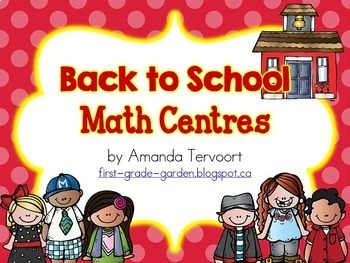 Math Centres Mega Bundle {11 Packs}