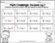 Math Challenge Division Set #twosunnydeals
