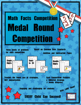 Math Facts Challenge - Medal Round Competition