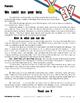 Math Facts Challenge - Parent Letters