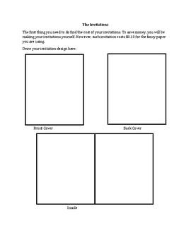 Math Challenge: Plan a Party