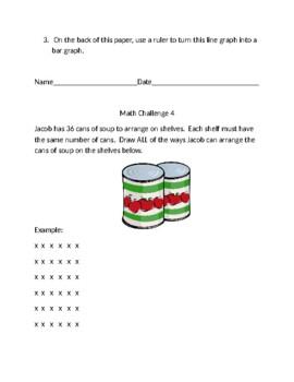 Math Challenge Problems