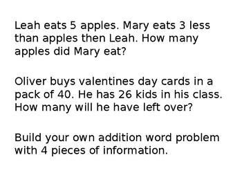 Math Challenge Station