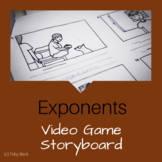 Math: Exponents - STEM Apply Math to an Authentic Problem