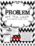Math Challenges: Problem of the Week