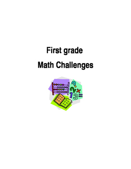 Math Challenges for First Grade