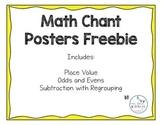 Math Chants