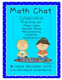 Math Chat: Number Sense Collaborative Practice