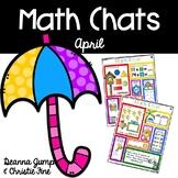 Math Chats April