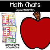 Math Chats August/September