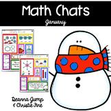 Math Chats January