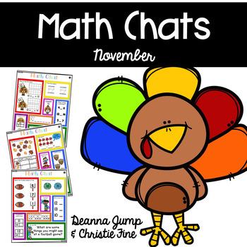 Math Chats November