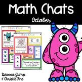 Math Chats October