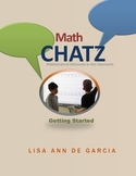 Math Chatz:  Mathematical Discourse in the Classroom, Gett