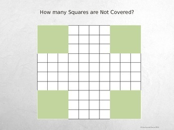 Math Chatz:  Mathematical Discourse in the Classroom  - How Many Squares