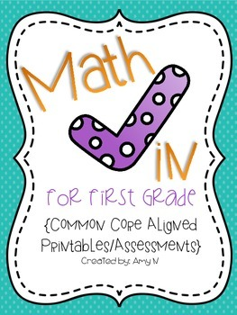 Math Worksheets / Assessments