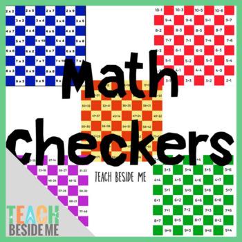 Math Checkers