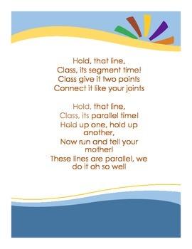 Math Cheers