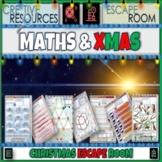 Math Christmas 2021 Escape Room