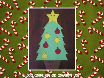 Math Christmas Activities - Number, Word Problems, Fractions and MORE!