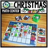 Math Christmas Center: Carol Build-It Numbers to 20