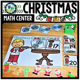 Math Christmas Center: Cookie Count to 20