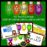 Christmas Math Games for 2nd Grade