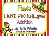 Cinco de Mayo Fiesta: I Have Who Has Addition
