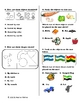 Math: Classify and Sort : Assessment and Study Guide