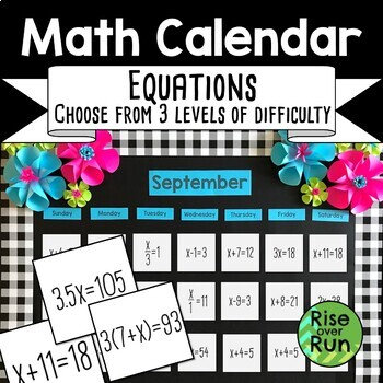 Math Classroom Decoration Must Haves