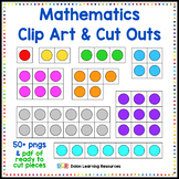 Math Clip Art and Build an Equation Printables