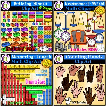 Math Clip Art MEGABUNDLE