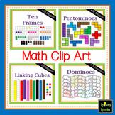 Math Clip Art Bundle