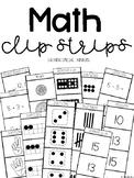 Math Clip Strips