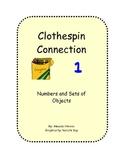 Math Clothespin Connection