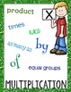 Math Clue Words Posters FREEBIE!