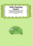 Math Coaching Packet