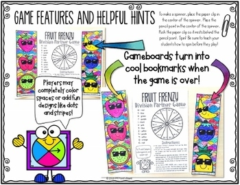 Math Color by Number Bundle - Fun Partner Games