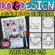 Math Color by Number Bundle - Do and Design 1