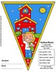 Math, Colors, Scissors - 005 - End of Year - 4th grade - C