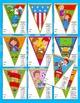 Math, Colors, Scissors - 006 - Back to School - 1st grade - Common Core Aligned