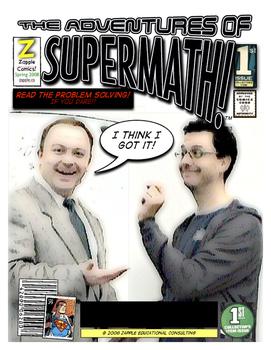 Math Comic (Adventures of Supermath!)