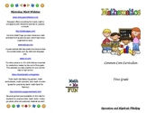Math Common Core Booklet